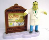 The Simpsons - Halloween Burger King Premium - Dr. Hibbert & Mr. Hide
