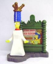 The Simpsons - Halloween Burger King Premium - Frankenstein-Marge