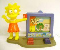 The Simpsons - Halloween Burger King Premium - Giant Lisa