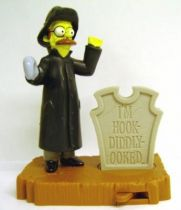 The Simpsons - Halloween Burger King Premium - Hook Ned Flanders