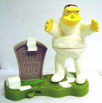 The Simpsons - Halloween Burger King Premium - Mummy Barney