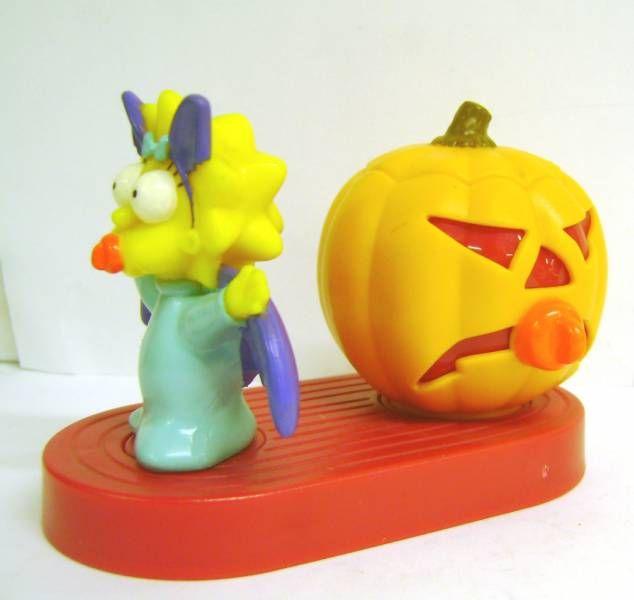 The Simpsons - Halloween Burger King Premium - Vampire Maggie