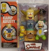 The Simpsons - Kamp Krusty - McFarlane