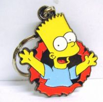 The Simpsons - Key-Chain - Bart