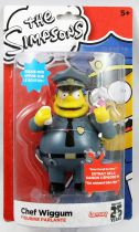 The Simpsons - Lansay - Figurine parlante Chief Wiggum