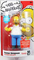 The Simpsons - Lansay - Figurine parlante Homer Simpson