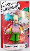 The Simpsons - Lansay - Figurine parlante Krusty the Clown