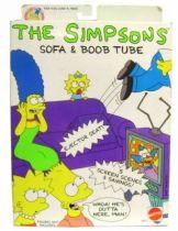 The Simpsons - Mattel - Sofa & Boob Tube