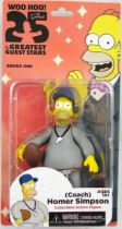 The Simpsons - NECA - Coach Homer Simpson