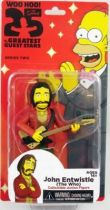 The Simpsons - NECA - The Who John Entwistle