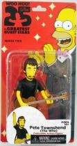 The Simpsons - NECA - The Who Pete Townshend
