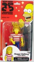 The Simpsons - NECA - The Who Roger Daltrey