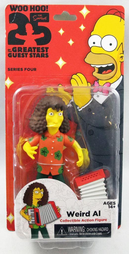 The Simpsons - NECA - Weird Al Yankovic