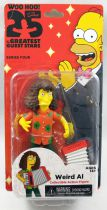 The Simpsons - NECA - Weird Al Yankovic