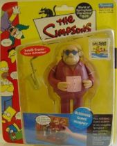 The Simpsons - Playmates - Bleeding Gums Murphy (Series6)