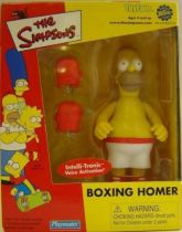 The Simpsons - Playmates - Boxing Homer (Toyfare Exclusive)