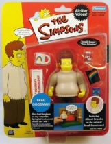 The Simpsons - Playmates - Brad Goodman (Celebrities série 2)