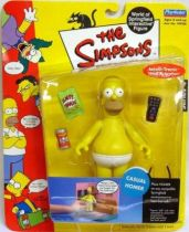 The Simpsons - Playmates - Casual Homer (Series 4)