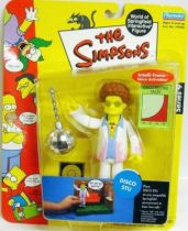 The Simpsons - Playmates - Disco Stu (Series 9)