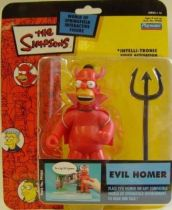 The Simpsons - Playmates - Evil Homer (Series 16)
