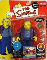 The Simpsons - Playmates - Fat Tony (Celebrities Series 1)