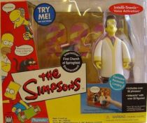 The Simpsons - Playmates - First Church of Springfield with Reverend Lovejoy