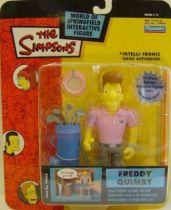 The Simpsons - Playmates - Freddy Quimby (Series 13)