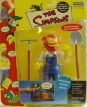 The Simpsons - Playmates - Groundskeeper Willie (Series 4)