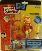 The Simpsons - Playmates - Groundskeeper Willie in Kilt (Series 14)