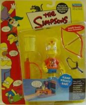 The Simpsons - Playmates - Kamp Krusty Bart (Series 3)
