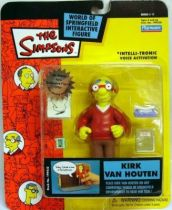The Simpsons - Playmates - Kirk Van Houten (Series 11)
