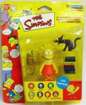 The Simpsons - Playmates - Lisa Simpson (Series 1)