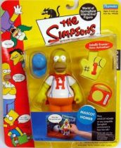 The Simpsons - Playmates - Mascot Homer (Series 6)