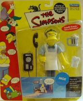The Simpsons - Playmates - Moe (Series 3)