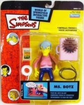 The Simpsons - Playmates - Ms. Botz (Series 14)