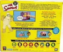 The Simpsons - Playmates - Nuclear Power Plant (avec Radioactive Homer)