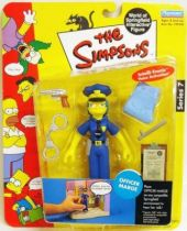 The Simpsons - Playmates - Officer Marge (Series 7)