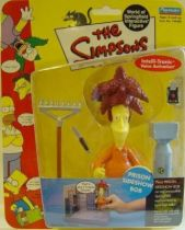 The Simpsons - Playmates - Prison Sideshow Bob (Series 9)