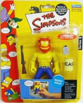 The Simpsons - Playmates - Ragin\' Willie (Series 8)