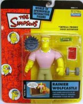 The Simpsons - Playmates - Rainier Wolfcastle (Series 11)