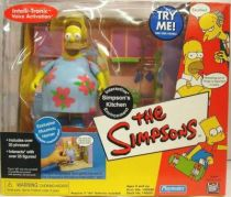 The Simpsons - Playmates - Simpson\'s Kitchen with Muumuu Homer