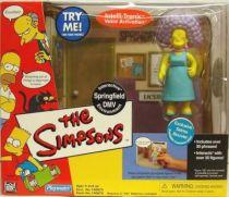 The Simpsons - Playmates - Springfield DMV with Selma Bouvier