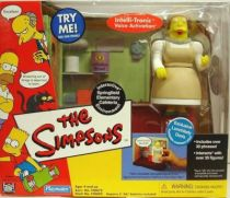 The Simpsons - Playmates - Springfield Elementary Cafetaria with Lunchlady Doris