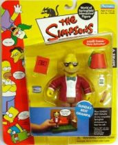 The Simpsons - Playmates - Sunday Best Grampa (Series 9)
