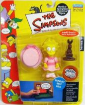 The Simpsons - Playmates - Sunday Best Lisa (series 9)