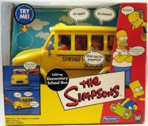 The Simpsons - Playmates - Talking Elementary School Bus