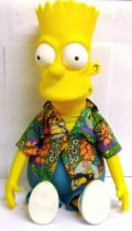 The Simpsons - Pull Ring Vinyl doll - Bart