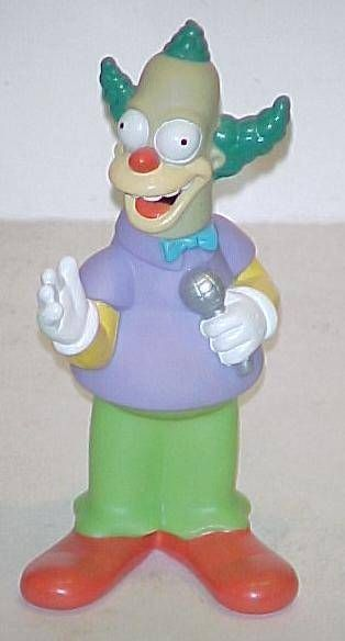 The Simpsons - Quick figure - Krusty