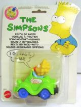 The Simpsons - Rev\'n Go Race - Maggie