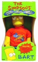 The Simpsons - Talking Plush - Bart